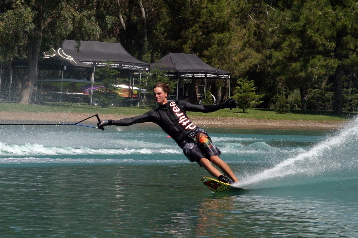 Nate Smith Pro Waterskier Pic 2