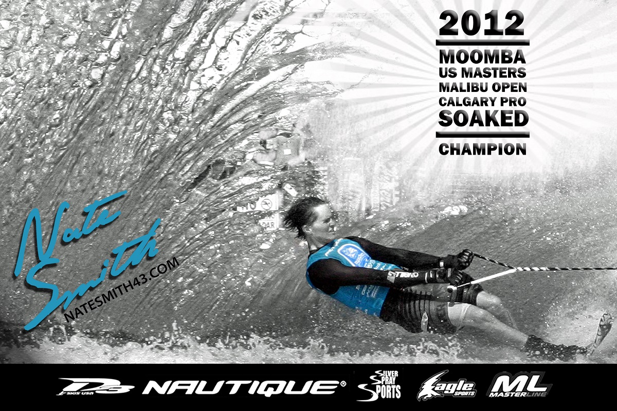 Nate Smith Pro Waterskier Pic 4