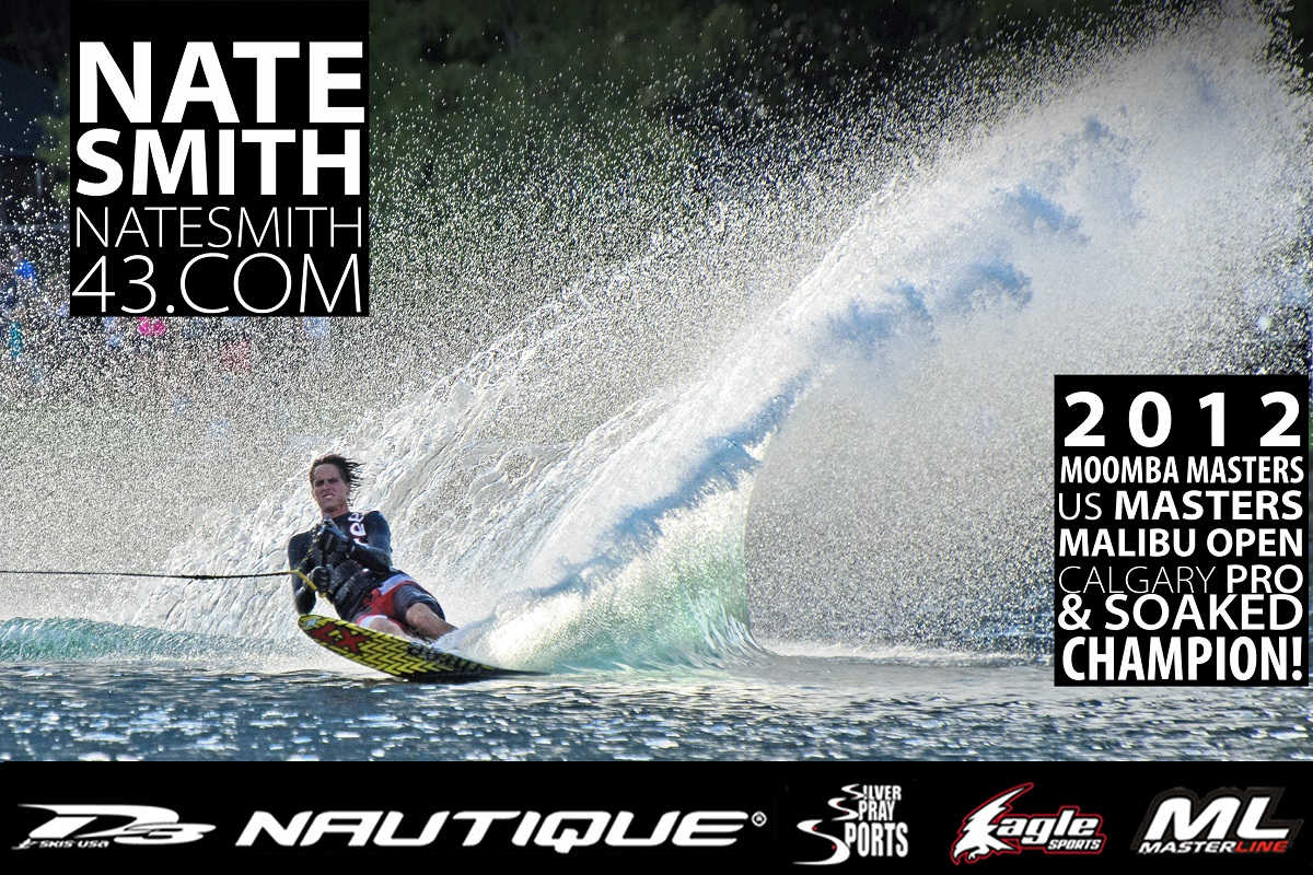 Nate Smith Pro Waterskier Pic 5